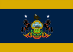 Pennsylvania State Flag Proposal No 7 Designed By Stephen Richard Barlow 31 AuG 2014 at 1527hrs cst