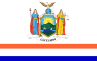 Better NY State Flag w Heritage
