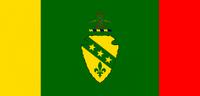 North Dakota State Flag Proposal No 9 Designed By Stephen Richard Barlow 16 OCT 2014 at 1014hrs cst