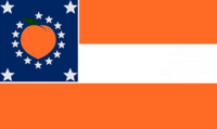 Georgia State Flag Proposal No 27b Designed By Stephen Richard Barlow 23 NOV 2014 at 1114 HRS CST