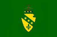North Dakota State Flag Proposal No 12 Designed By Stephen Richard Barlow 16 OCT 2014 at 1031hrs cst