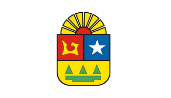 De facto flag of Quintana Roo