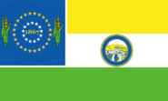 Nebraska State Flag Proposal No 20 Designed By Stephen Richard Barlow 22 OCT 2014 at 1055hrs cst