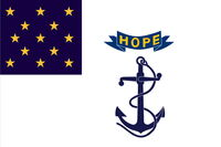 Rhode Island Flag of 1772