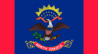 North Dakota State Flag Proposal Remix Design No 2 By Stephen Richard Barlow 17 AuG 2014 at 1221hrs cst