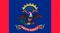 North Dakota State Flag Proposal Remix Design No 2 By Stephen Richard Barlow 17 AuG 2014 at 1221hrs cst