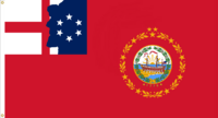 New Hampshire Flag Proposal No. 8 Designed By Stephen Richard Barlow 19 MAY 2015 at 0922 HRS CST (Canton Design Credit to Vulcan Trekkie45)