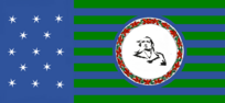 Washington State Flag Proposal No 2c Designed By Stephen Richard Barlow 14 NOV 2014 at 0801 hrs cst