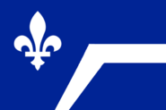 Quebec flag proposal 2 (good quality)