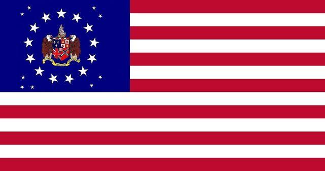 File:Alabama State Flag Commemorative Bicentennial 22 Star Madallion pattern Design Designed By Stephen Richard Barlow 24 July 2014.jpg