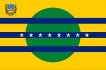 Bolivar State flag