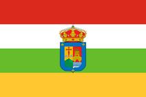 Flag of La Rioja (Spain)