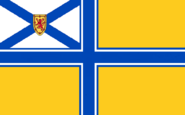 Nova Scotia Province Canada Flag Proposal No 1 By Stephen Richard Barlow 20 SEP 2014 at 1152hrs cst