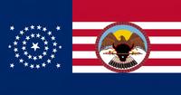 South Dakota State Flag Proposal No 5 Designed By Stephen Richard Barlow 20 AuG 2014 1906hrs
