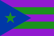 Flag of Engosia HD
