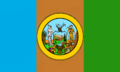 Idaho State Flag Proposal No 1 Designed By Stephen Richard Barlow 26 OCT 2014 at 1114hrs cst.png