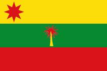 My Proposal for flag of Bolívar Departament 2