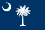 Flag of South Carolina