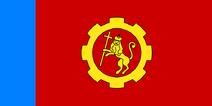 My Redesign for flag of Vladimir Oblast