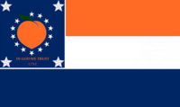Georgia State Flag Proposal No 32 Designed By Stephen Richard Barlow 29 AuG 2014 at 0756hrs cst