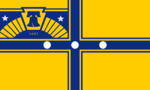 Pennsylvania State Flag Proposal No 34 Designed By Stephen Richard Barlow 03 SEP 2014 at 0857hrs cst