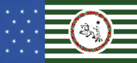 Washington State Flag Proposal No 6 Designed By Stephen Richard Barlow 05 OCT 2014 at 0651hrs cst