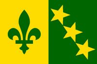 Proposal flag north dakota