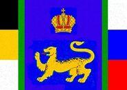 Pskov oblast flag proposal previous to 2009 3