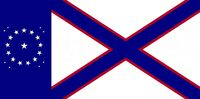 Alabama State Flag Proposal with Alabama Constellation Designed By Stephen Richard Barlow 19 OCT 2014 1126hrs cst