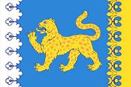 Flag of Pskov Oblast (project 2014)