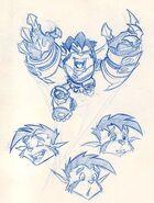 Vexx sketches by MANu1