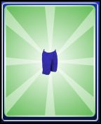 Blue shorts boys