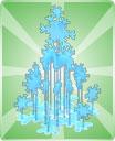 Snowflakesculpture