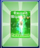 Emerald wizard fire2