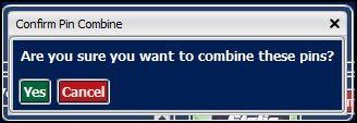 Magic combine message