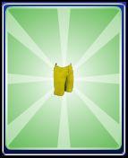 Yellow shorts boys