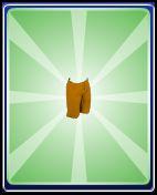 Orange shorts boys