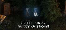 Skullbiker bundle4 part2 pantsshoes