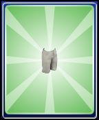 White shorts boy