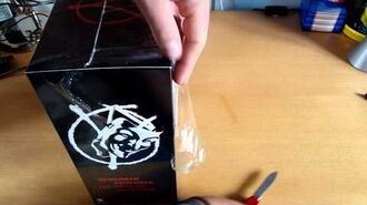 V for Vendetta - Book and Mask Unboxing