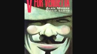 Alan Moore V for vendetta Full audiobook unabridged