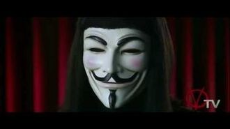V for Vendetta The Revolutionary Speech (HD)