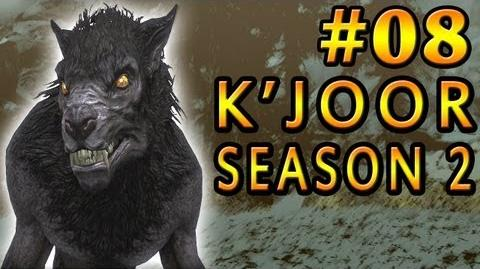 "08 Let's Play Skyrim with K'Joor - Season 2 - ""The Swiftclaws"""