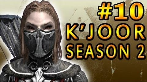 "10 Let's Play Skyrim with K'Joor - Season 2 - ""The Elf"""