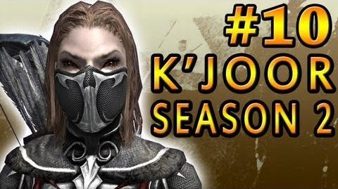 "10 Let's Play Skyrim with K'Joor - Season 2 - ""The Elf"""