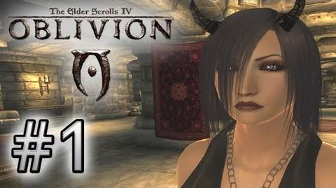 "01 VFTD Plays Oblivion - ""Birth of the Demon"""