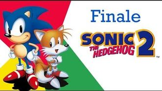 Sonic The Hedgehog 2 - Finale A Super Sonic Finale