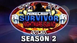 Minecraft Survivor- NIGHTMARE ISLAND -Applications-