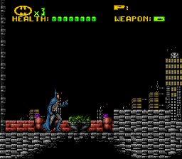 Batman - Return of the Joker (SNES)