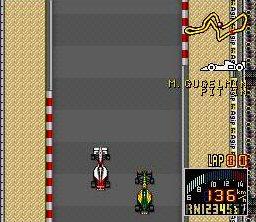 F-1 Grand Prix Part II (SNES)